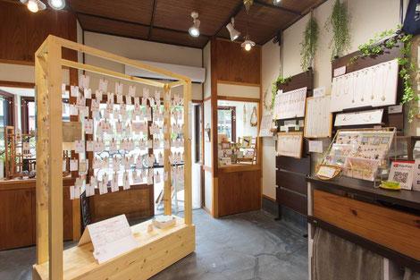 Lino Drops Kamakura 店内