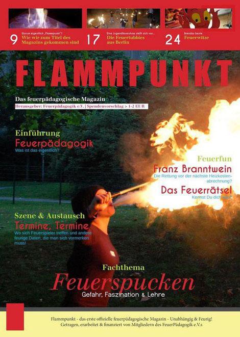 Flammpunkt, Feuerwissen