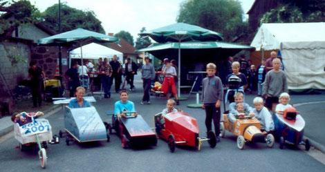 Seifenkistenrennen 2001