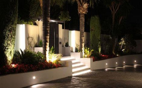 Sai arquitectura remodelaciones bogota colombia exteriores - Iluminacion decorativa exterior ...