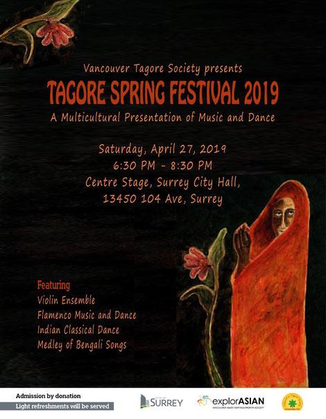 Tagore Spring Festival 2019 - Toque Flamenco