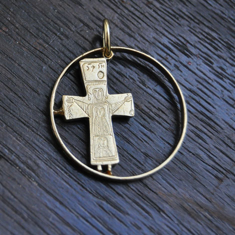 Münzsägewerk Katrin Thull | Slowakei - Kreuz