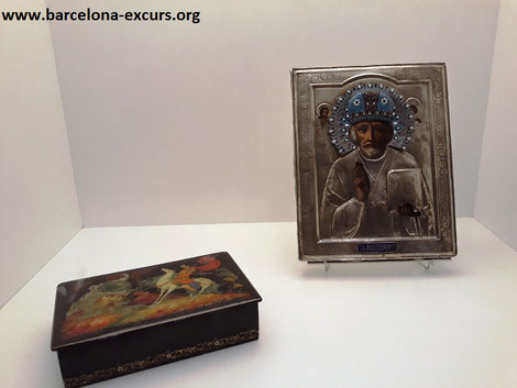 Сальвадор Дали - выставка Гала-Дали в Барселоне