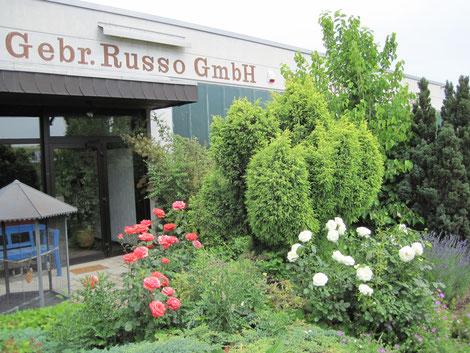 Werkstattgebäude Gebr. Russo GmbH - Elektromotoren-Reparatur