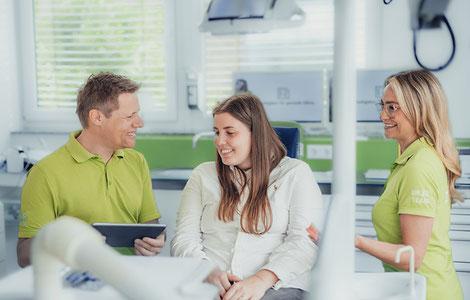 Zahnarzt Angstpatienten - Dr. Rathgeber Aalen