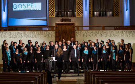 Gospel im Werdenberg 17. Nov. 2013