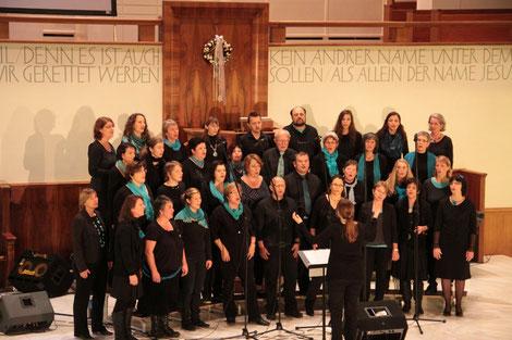 Konzert 11. November 2012 Buchs