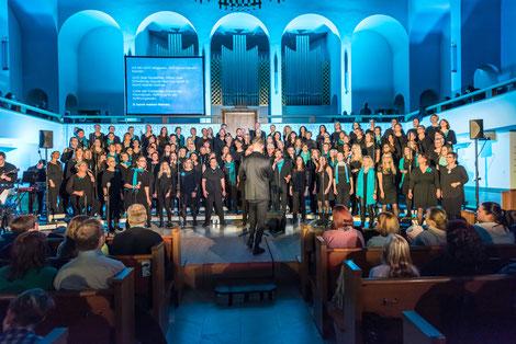 """GiW Konzert 19-2 """"Thankful"""" 17. Nov. 2019 Buchs"""