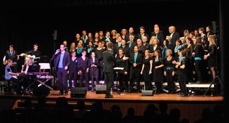 Konzert 2. April 2016 Triesenberg FL