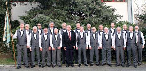 Männerchor Beinwil am See, Mitglied Seetal Sängerverband