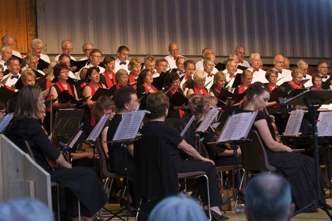 Männerchor Seon Konzert, Mitglied Seetal Sängerverband