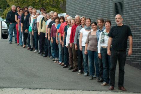 Tonart Seengen, Mitglied Seetal Sängerverband