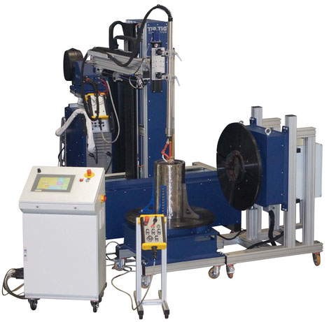automated welding systems, spiral pipemill, narrow gap welding, narrow gap saw torch, narrow gap hotwire, narrow groove welding, narrow groove saw torch, narrow groove hotwire,seam welding, seam welder, arc voltage control, tig, mig, plasma