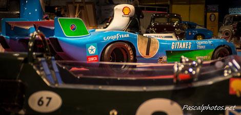matra , matra 670 , 24 heures du Mans , matra sport , ouest motors festival