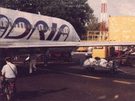 Eine fast dörfliche Idylle/Courtesy: Adria Airways