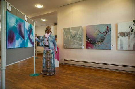 Ausstellung Darfeld Mai 2015