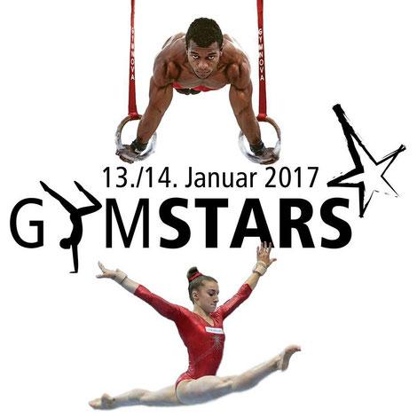 Weltklasse Turnen und tolles Rahmenprogramm an den GymStars 2017