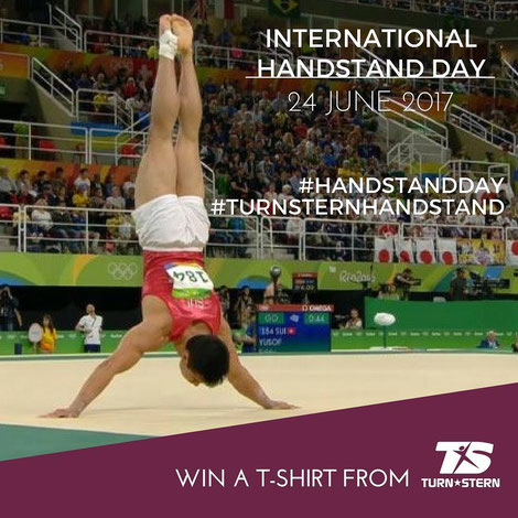 International Handstand Day - Wettbewerb