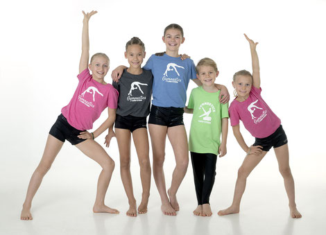 Gymnastics T-Shirts by Turnstern