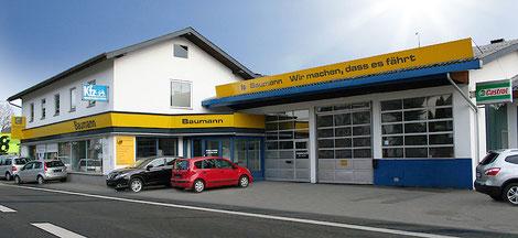 Auto Baumann - das Autohaus in St. Georgen im Attergau