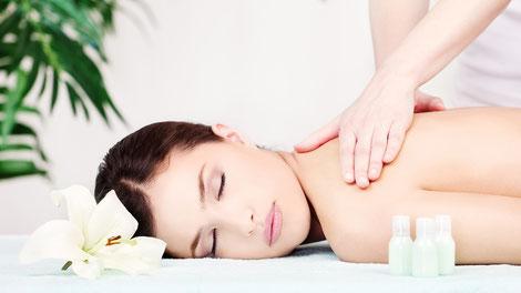 massage décontractant et relaxant au puy en velay
