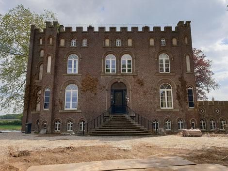 Landhuis De Oeverberg Veersepad 17 Kessel rijksmonument