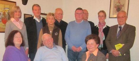 Vorstandsmitglieder ab 2011