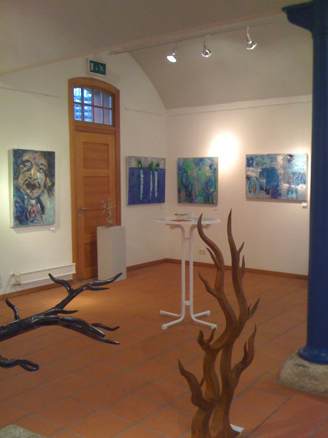 Linda Ferrante - Vernissage und Ausstellung