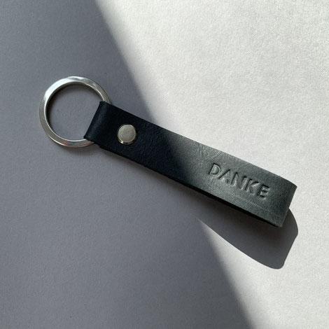 ASCK Schlüsselband mit individueller Prägung auf Wunsch