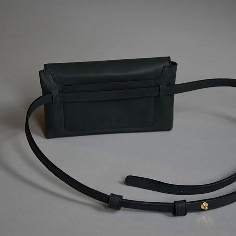 ASCK Tasche small Rückseite