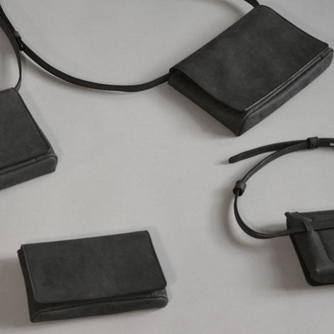 ASCK Tasche small als Clutch