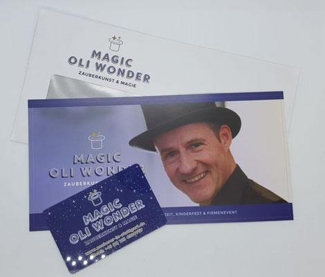 Magic Oli Wonder Zauberer, Unterhaltungskünstler, Tischzauberer, Mentalist aus Stuttgart