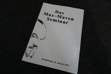 Hier finden Sie gut erhaltene Fachliteratur von Max Maven, Banachek, Astor zum Thema Zauberei & Mentalmagie aus meinen professionellen Programmen.