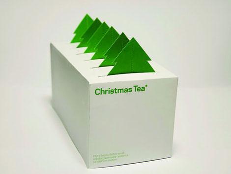 Te navideño.