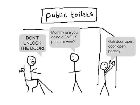 wc públicos