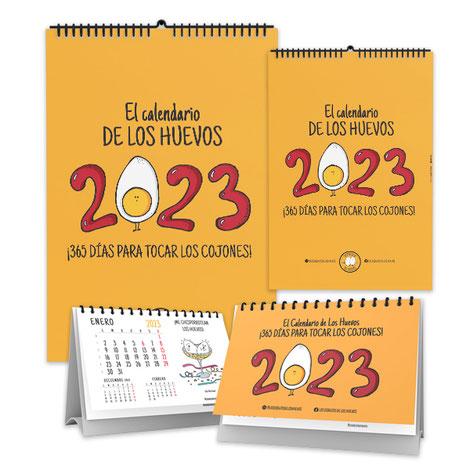 Calendario de los huevos