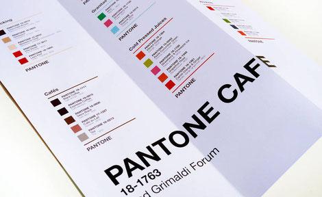 MENÚ PANTONE CAFÉ