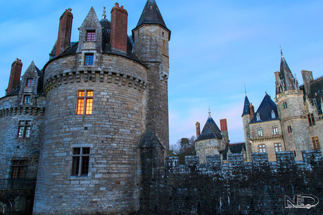 Photographe mariage chateau de la bretesche