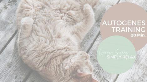 Autogenes Training | Online Abo Yoga@Home