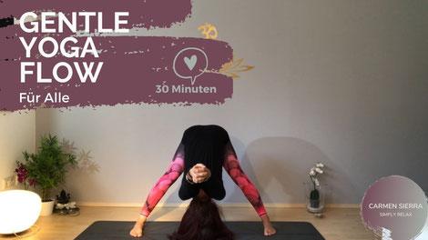 Gentle Yoga | Online Abo Yoga@Home