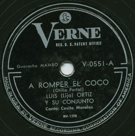 Verne 551-A - A romper el coco.