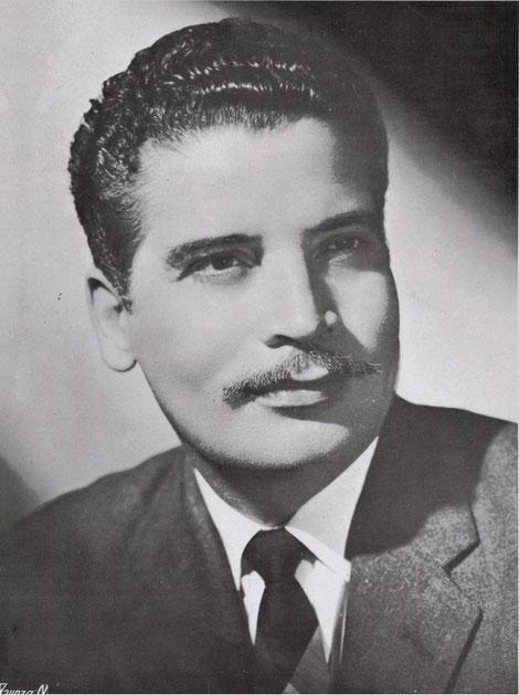 Daniel Santos Betancourt.