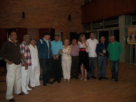 Baile de Clausura. Agosto 8 de 2015.