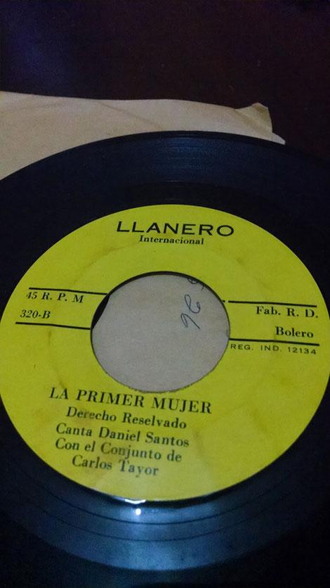 """Llanero 320-B, """"La primer mujer"""".  Cortesía Kemil Arbaje."""