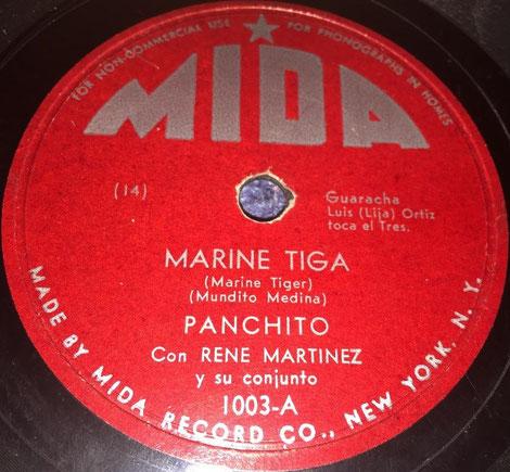 Mida 1003-A - Marine Tiga.