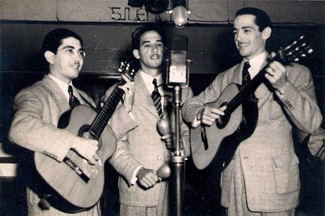 Trio Servando Diaz.