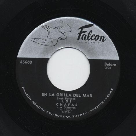 """Falcon 45660, """"En la orilla del mar"""", José Barbosa."""