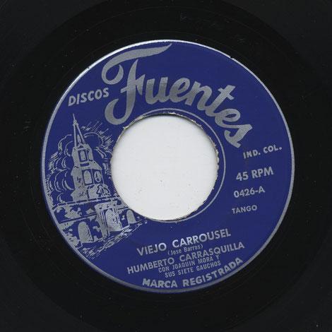 """Fuentes 0426-A, """"Viejo carrusel""""."""