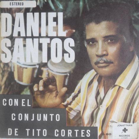 Jonatthan Records LP-1028 - Frontal.  Cortesia: Sergio Santana Archbold.