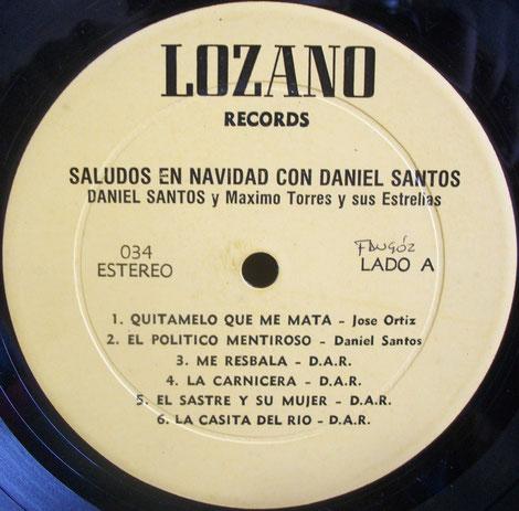 Lozano 034-A, Máximo Torres.